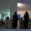 """Otvorenje izložbe """"Limited Space:Sarajevo/Berlin"""", designtransfer, UdK, Berlin, 22.11.2012.(foto © Nihad Nino Pušija)"""