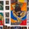 Godišnja izložba studenata - Odsjek slikarstvo 2011./2012.